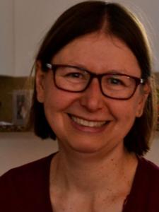 professeur d'espagnol, Amy van der Moore