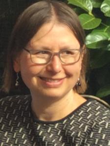 Amy van der Moore, docent Spaans